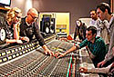 Studio A Control Room - Music Recording / Production